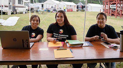 Early Pathways: 'Native Americans Into Medicine' Inspires Future Careers in Tribal Health