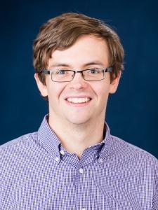 UMN MSTP student Michael Anderson