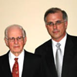 Gerald and Stephen Haines