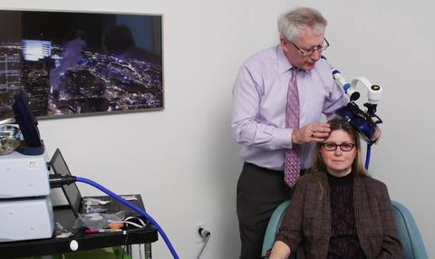 Repetitive Transcranial Magnetic Stimulation (rTMS) Clinic