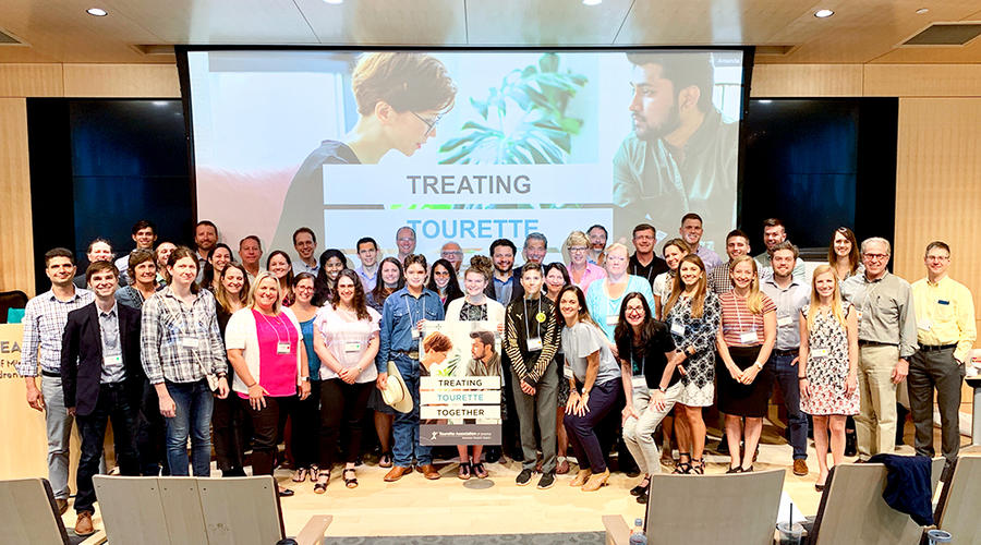 Treating Tourette Together Summit Photo