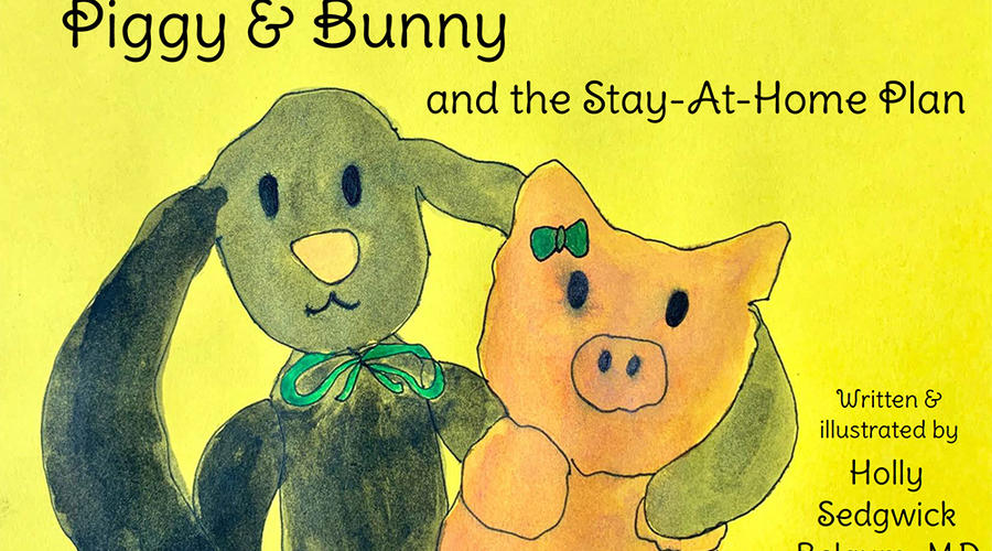 Piggy and Bunny Cover
