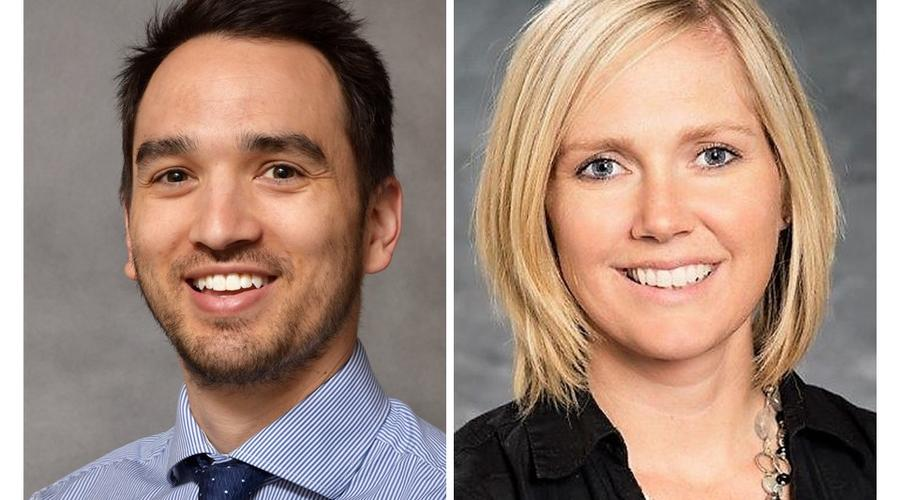 Christopher Streib, MD, and Sarah Engkjer, MA, RN