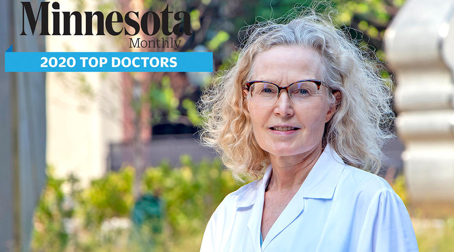 Susan Kline MN Monthly Top Doctors