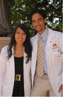 Thuy and Juan: U of M, Attending U of M Med School