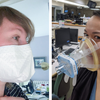 N95-like mask prototypes