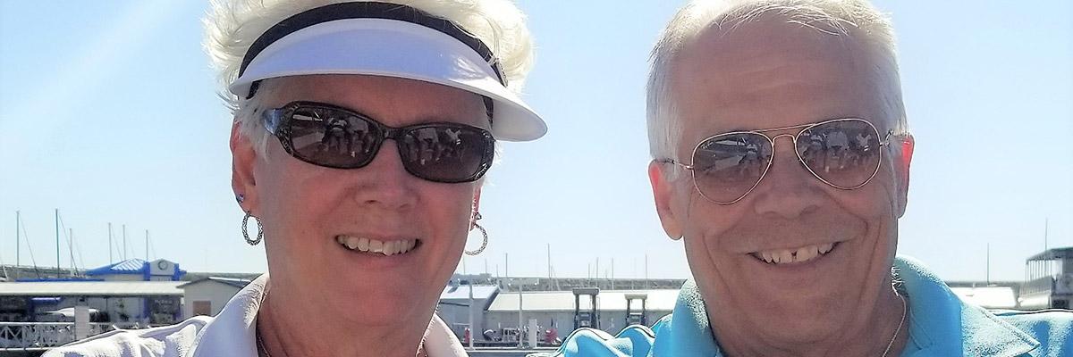 Susan and Chuck Kempf
