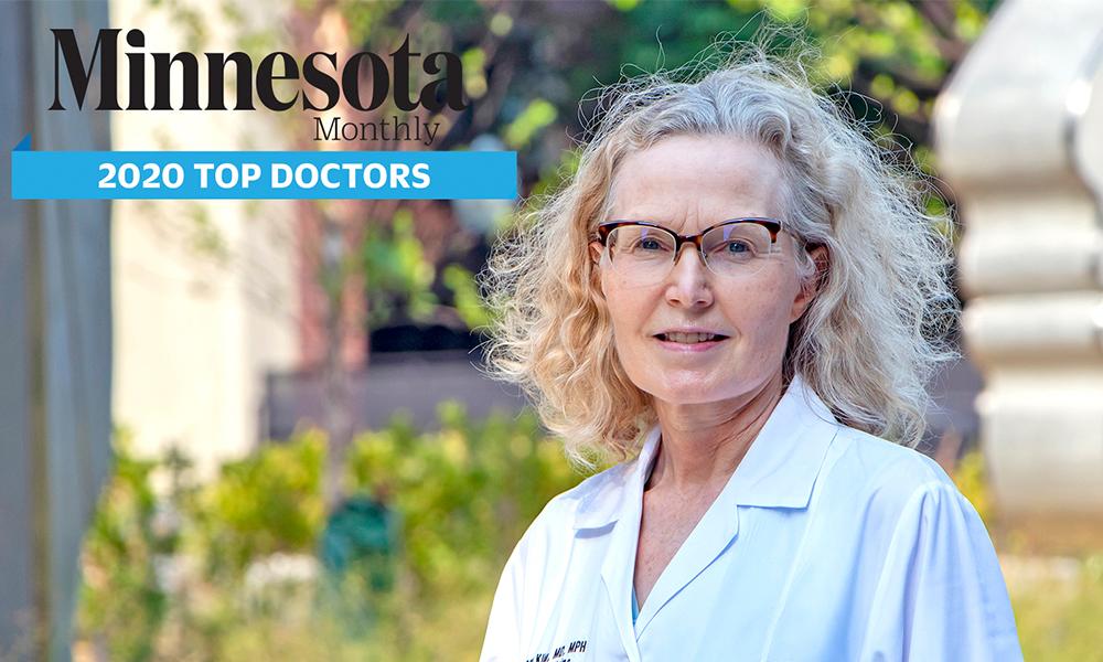 Susan Kline MN Monthly Top Doctors