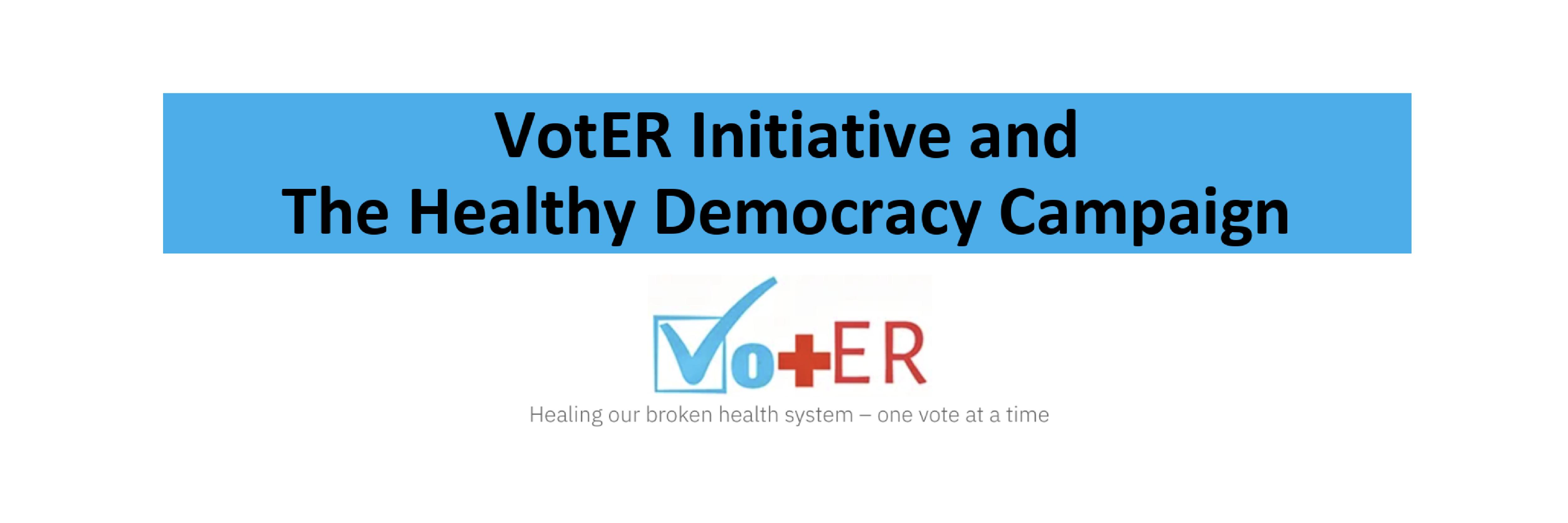 votER Initiative